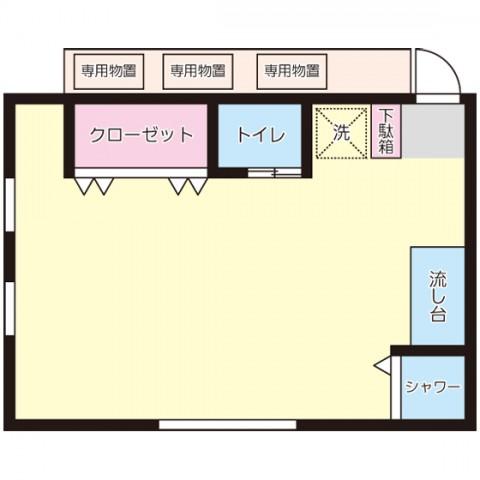 間取図台紙(大)